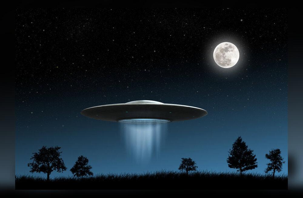 """""""Hallo, Kosmos!"""" avalik salvestus Teletornis: UFO-aasta 2014 meil ja mujal maailmas"""