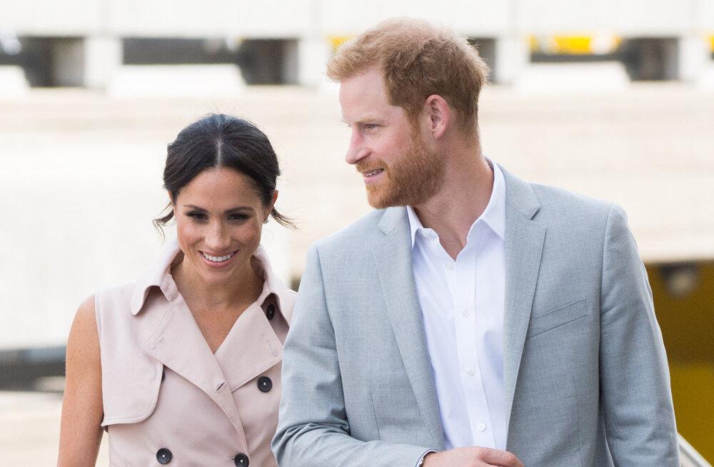 Printsess Diana endine ülemteener: prints Harry ja Meghani esimene laps peaks sündima järgneva aasta jooksul