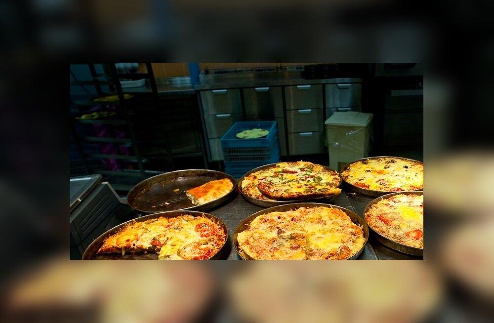 Сеть пиццерий свернула деятельность в Эстонии