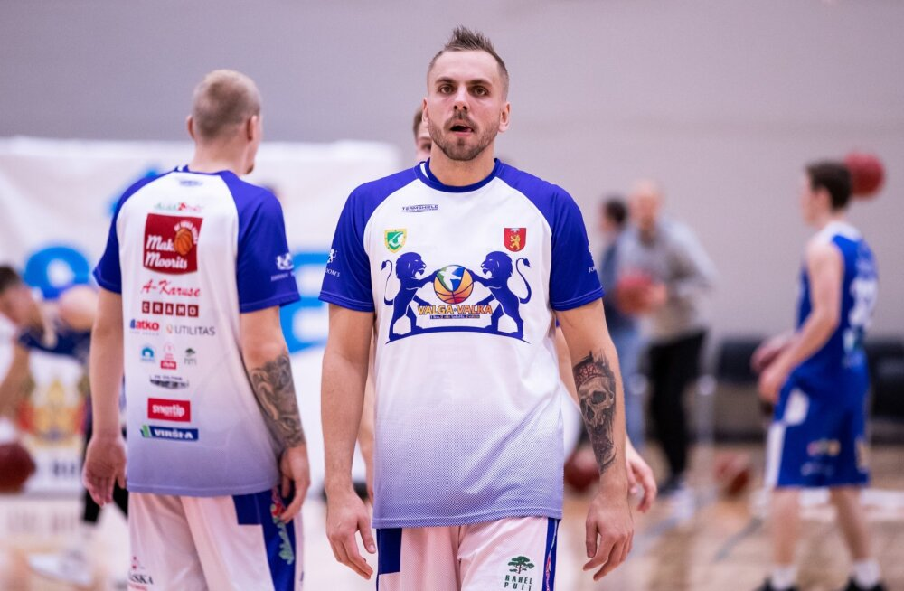 Tallinna Kalev/TLÜ - BC Valga-Valka/Maks&Moorits.