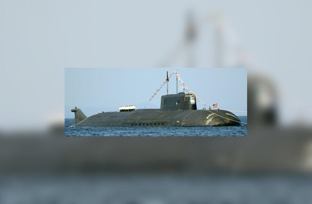 Venemaa ehitab kuus uut tuumaallveelaeva