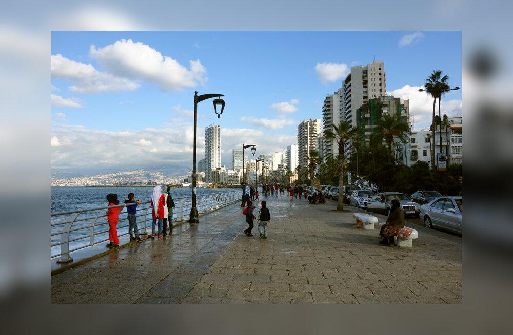 JÕULUD LIIBANONIS | On piirkondi, kuhu reisisellidel jalga tõsta ei tasu, aga elamused olid võrratud