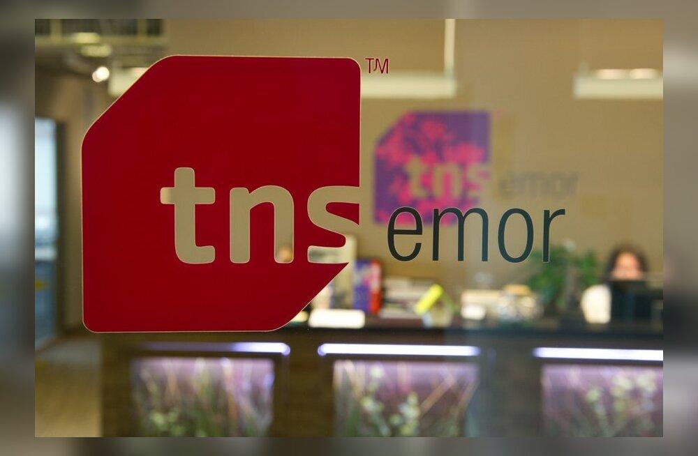 TNS EMori uuringufirma kontoris