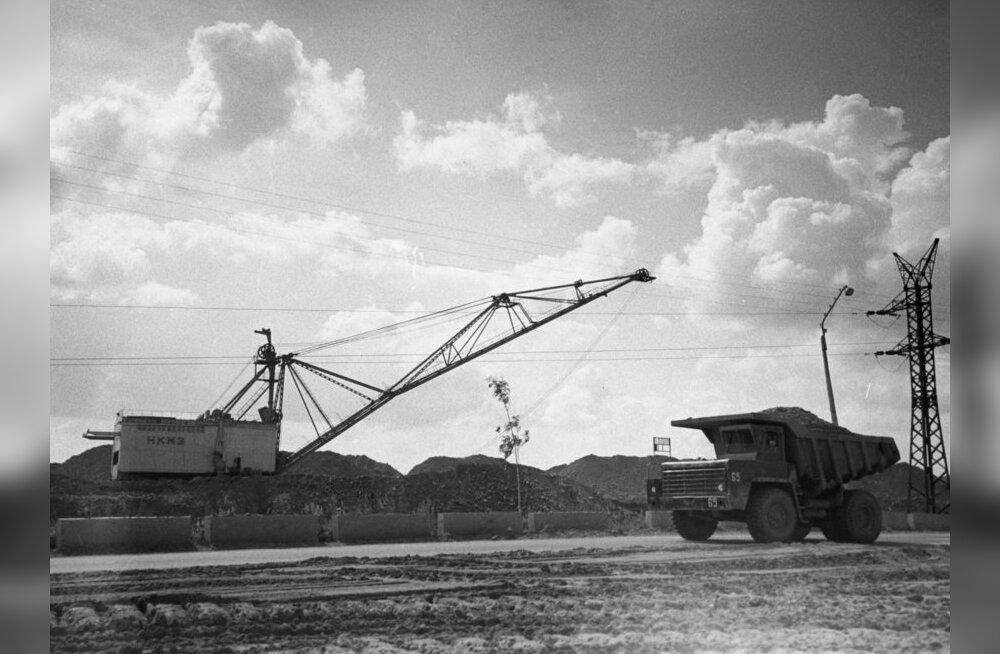 Fosforiidi kaevandamine. Foto: RIA Novosti