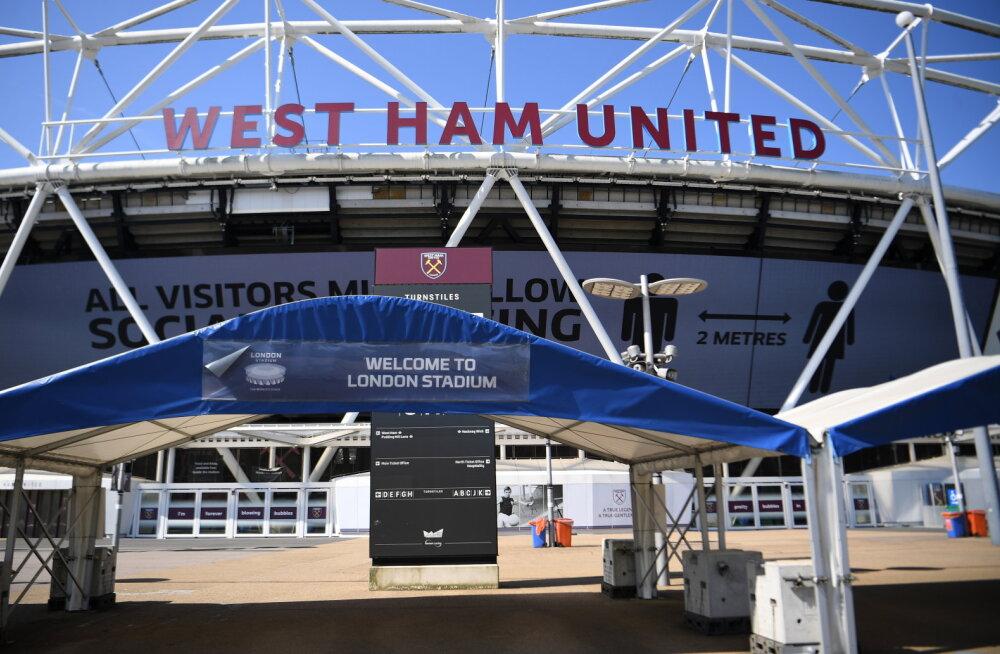 West Ham Unitedi kodustaadion