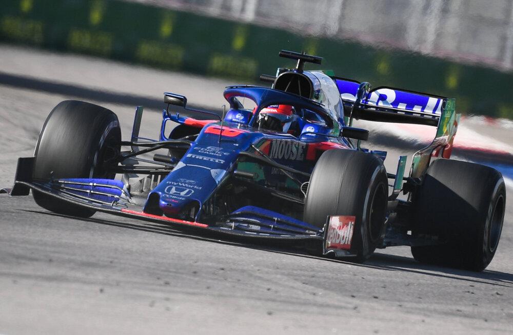 Jaapanlane Yamamoto istub järgmisel F1 etapil Toro Rosso rooli