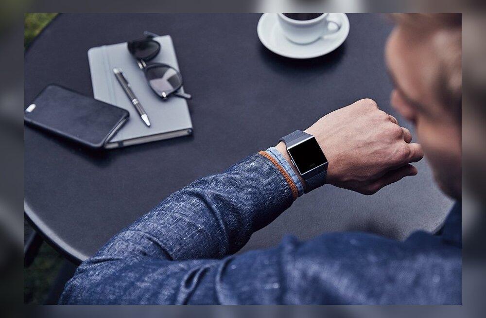 TEST | Fitbit Ionic – ikoonilisest nutikellast jääb natuke puudu, kuid spordiks ja kontoriks käib küll