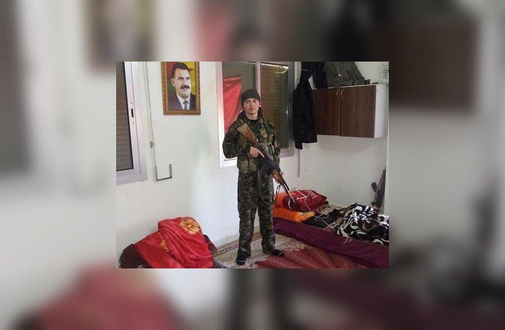 Eestlane võitleb Süürias ISIS-e terrori vastu