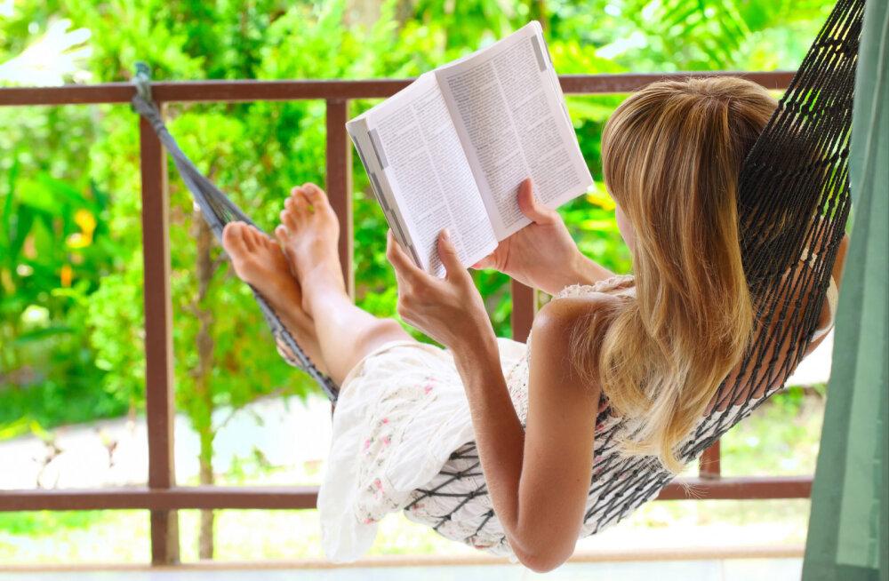 Kolm suurepärast raamatut, mida võiks lugeda iga naine!