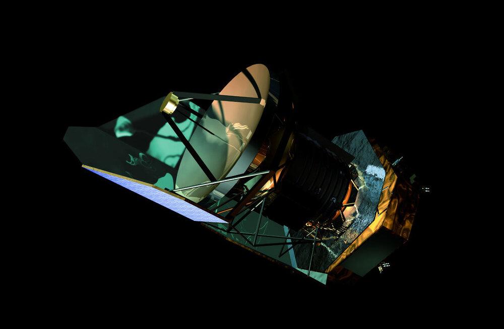 Kosmoseteleskoop Herschel lõpetab töö