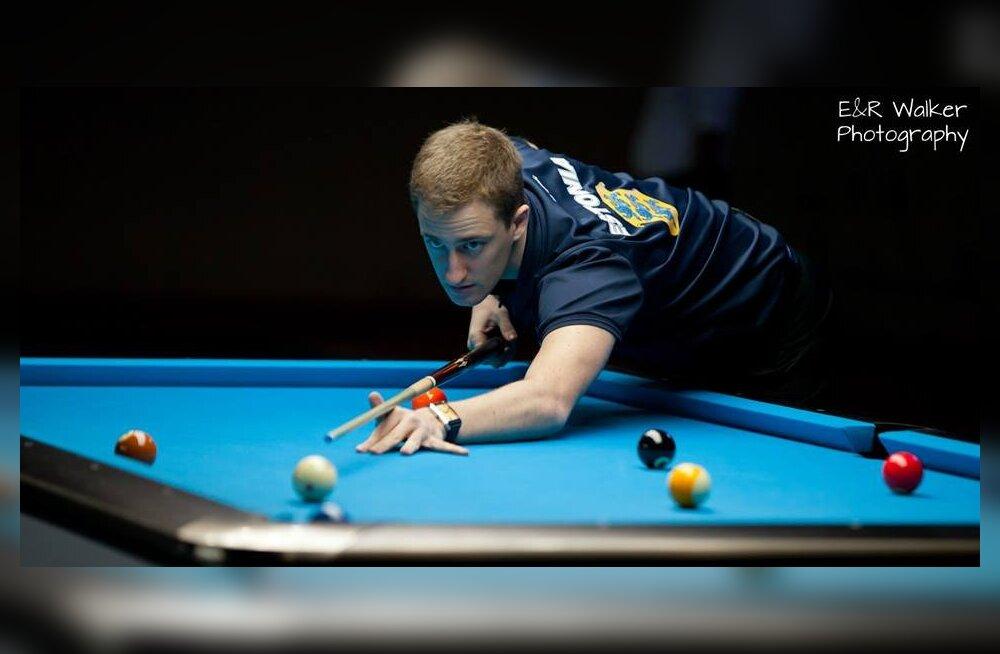 Denis Grabe teenis Eurotouri osavõistlusel 178 osaleja seas kolmanda koha