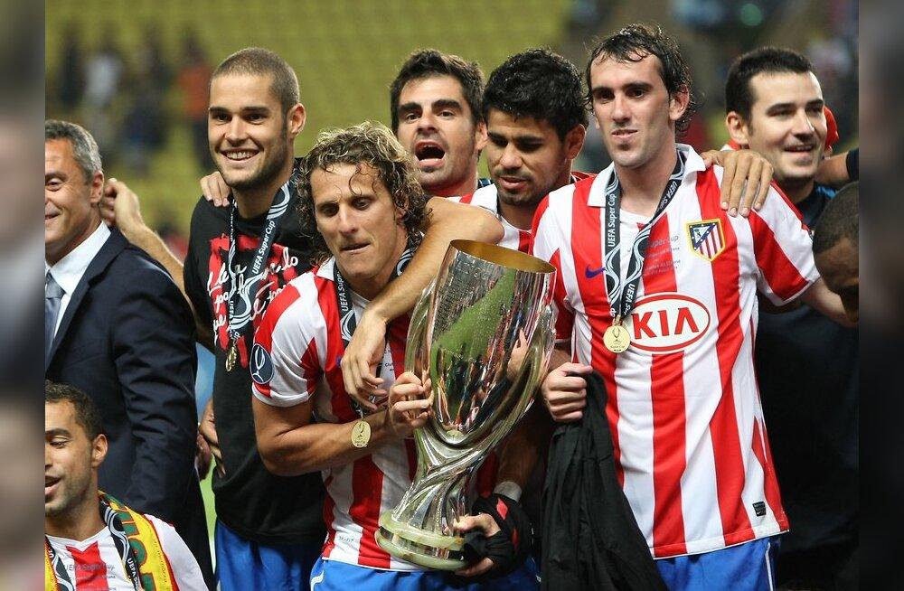 VIDEO: Atletico lõi Superkarika mängus Interit