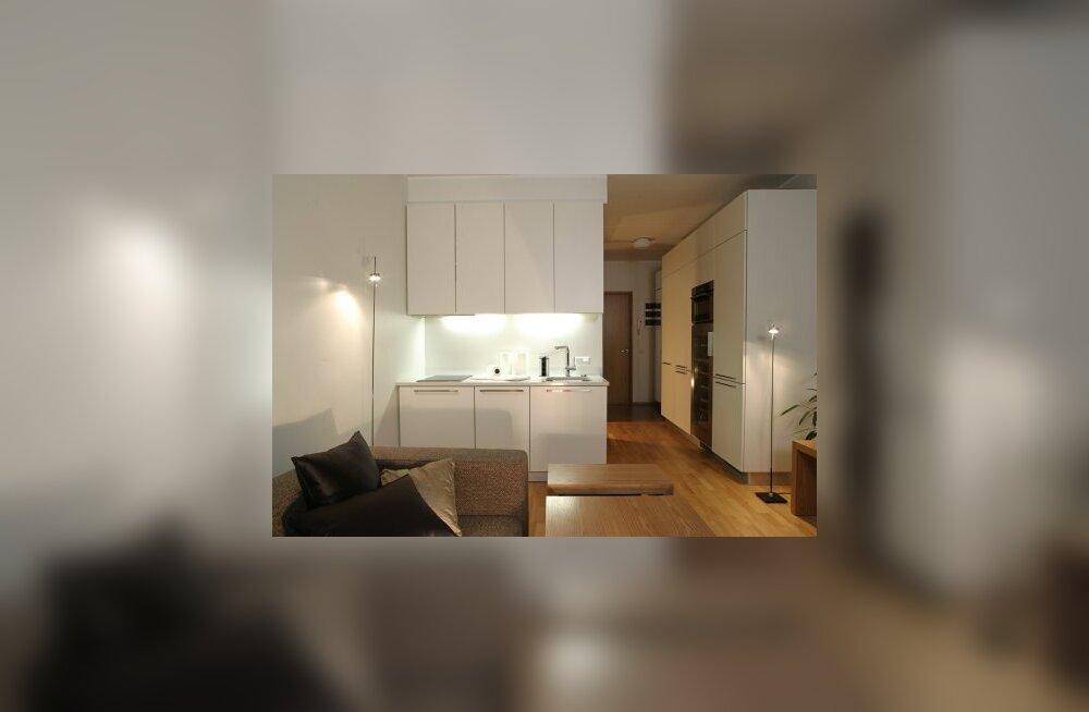fcfb85853c0 FOTOD: Kodu korda — vaata, kui nutikalt saab sisustada väga väikest  korterit!
