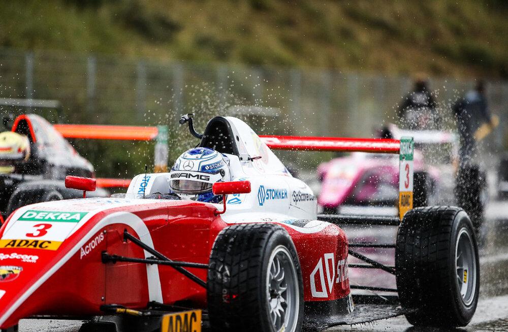 Kõik sõidud punktidel lõpetanud Paul Aron: kuivas oli raskusi, vihmaga aga kiirus väga hea