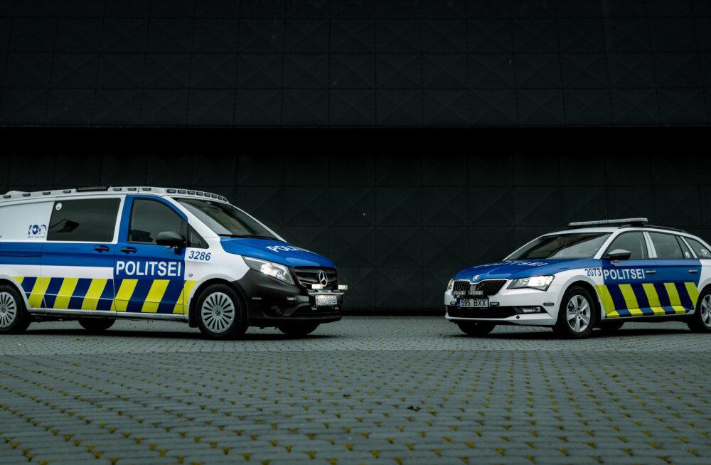 """PPA patrullsõidukite eest vastutaja: """"Oleme praeguseks jõudnud nii kaugele, et meil on parimad võimalikud autod."""""""