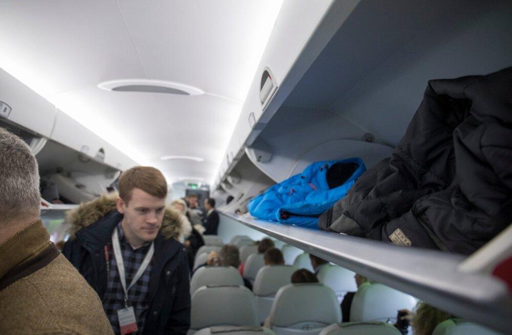 Авиакомпания airBaltic увеличила плату за провоз тяжелой ручной клади