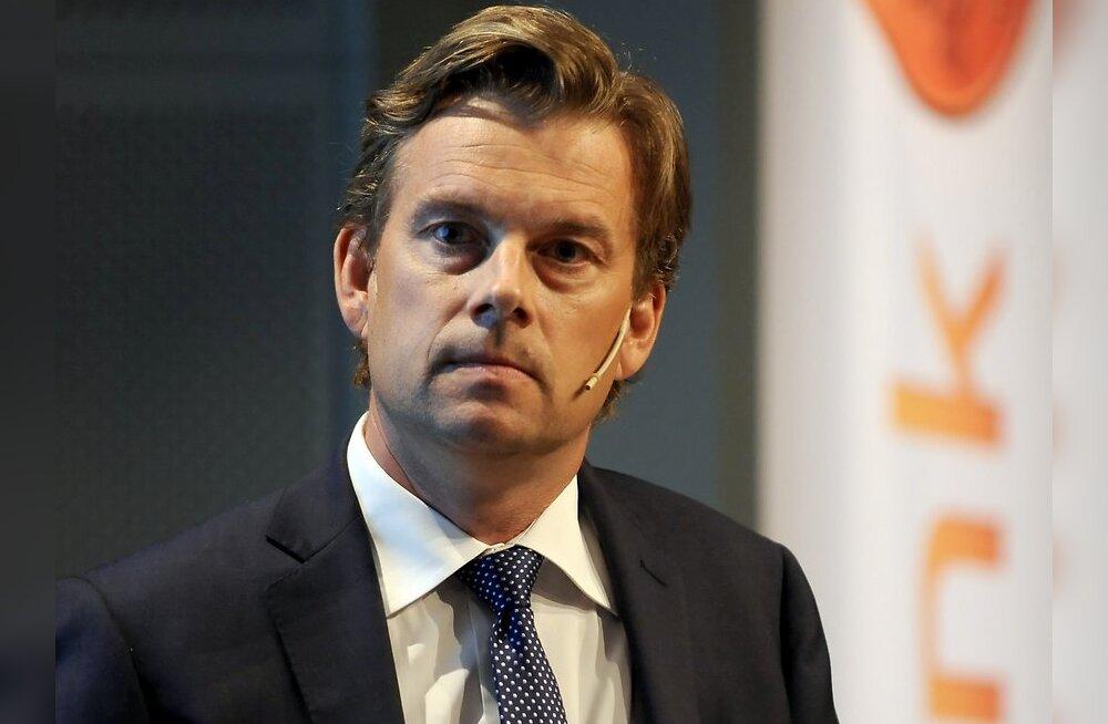 """Директор Swedbank получит от президента Эстонии """"Крест Маарьямаа"""""""