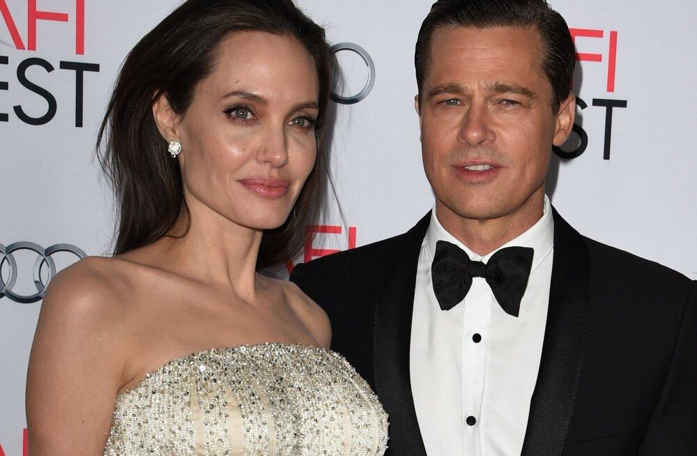Suud puhtaks: Angelina Jolie selgitab, miks abielu Brad Pittiga karile jooksis