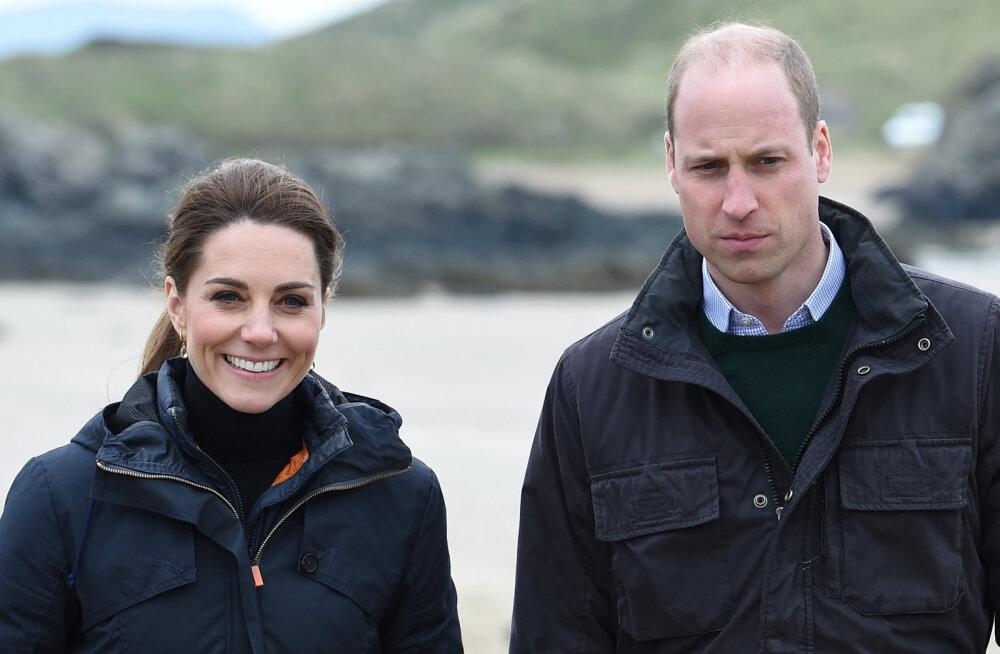 Prints William ja Kate Middleton polegi veel Archiega tuttavaks saanud. Millal nad seda teevad?