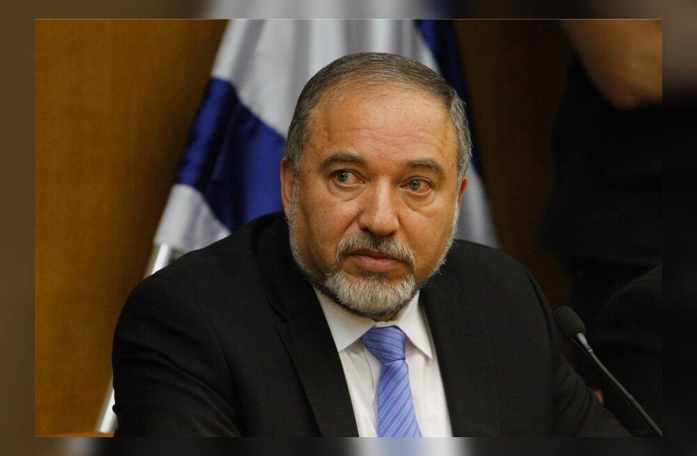 Iisraeli välisminister: suhted Lähis-Idas on keerulisemad kui labane pakk IKEA mööblit