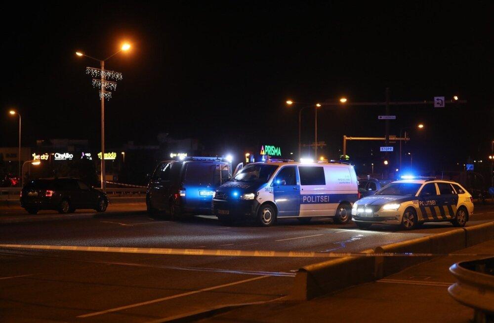 Отзовитесь! Полиция ищет свидетелей стрельбы на ласнамяэском мосту Мустакиви