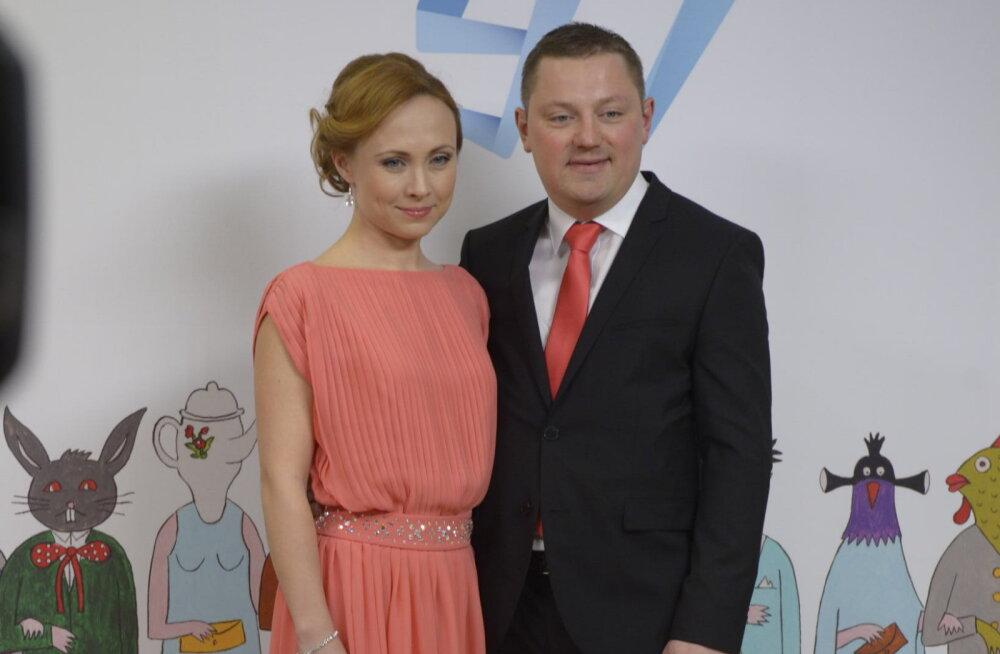 Palju õnne! Deniss Boroditši perre sündis tubli ja terve poisipõnn