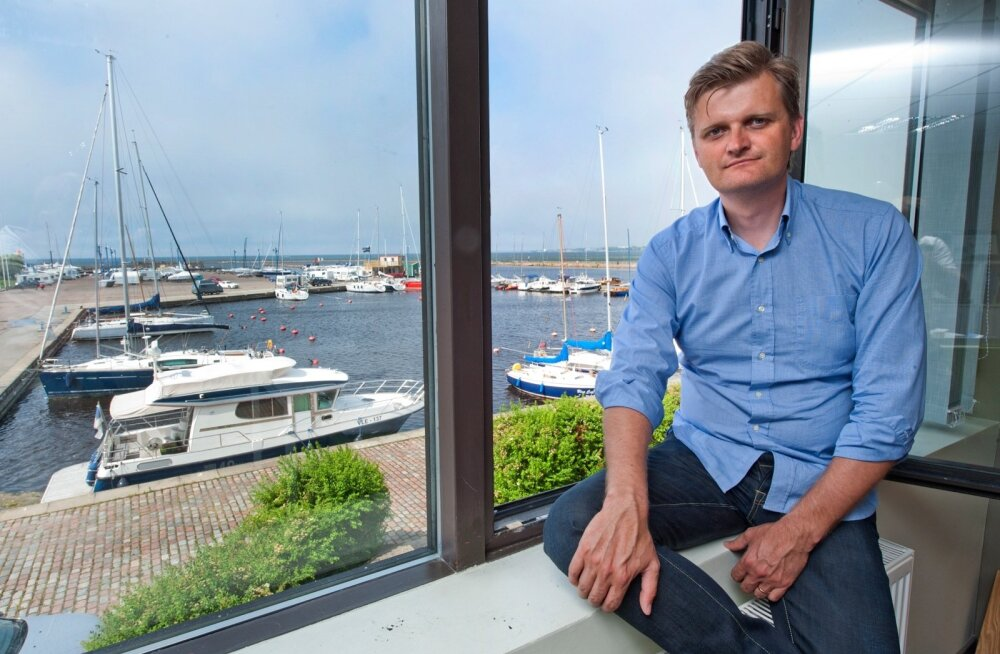 Endine Nelja Energia juht ja väikeaktsionär Martin Kruus