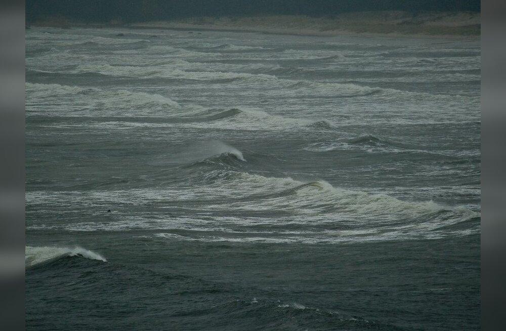Aadria merel uppus Türgi kaubalaev