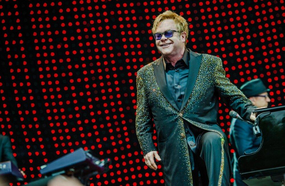 Elton John & Band, Tallinn Star Weekend