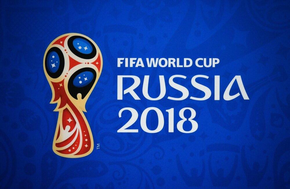 FIFA jalgpalli MM Venemaa 2018