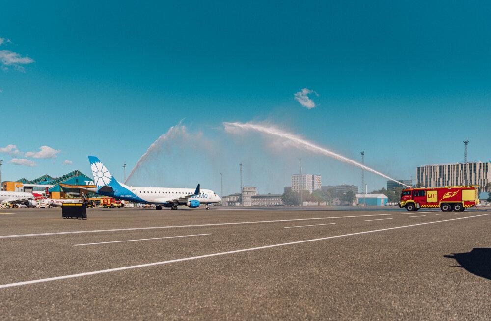 Suurepärane uudis! Lõpuks ometi saab Tallinnast otse Minskisse lennata