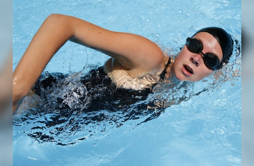 Ujumine — parim trenn sinu tervise ja figuuri heaks