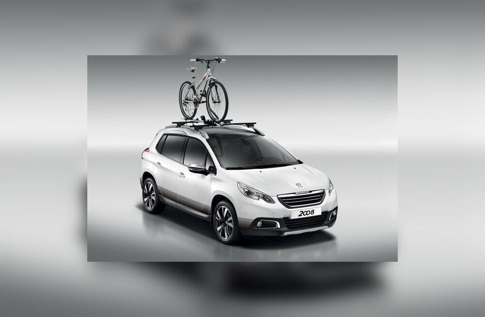 Peugeot avalikustas kompaktse linnamaasturi 2008 hinnad