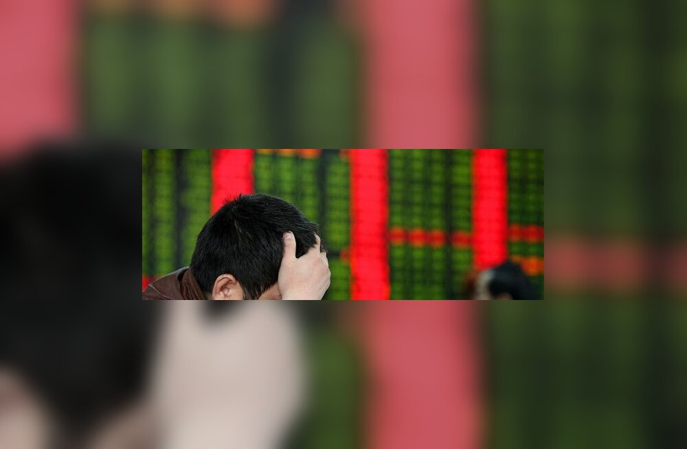 Majanduskriis rappis enamiku börsifirmade kasumit