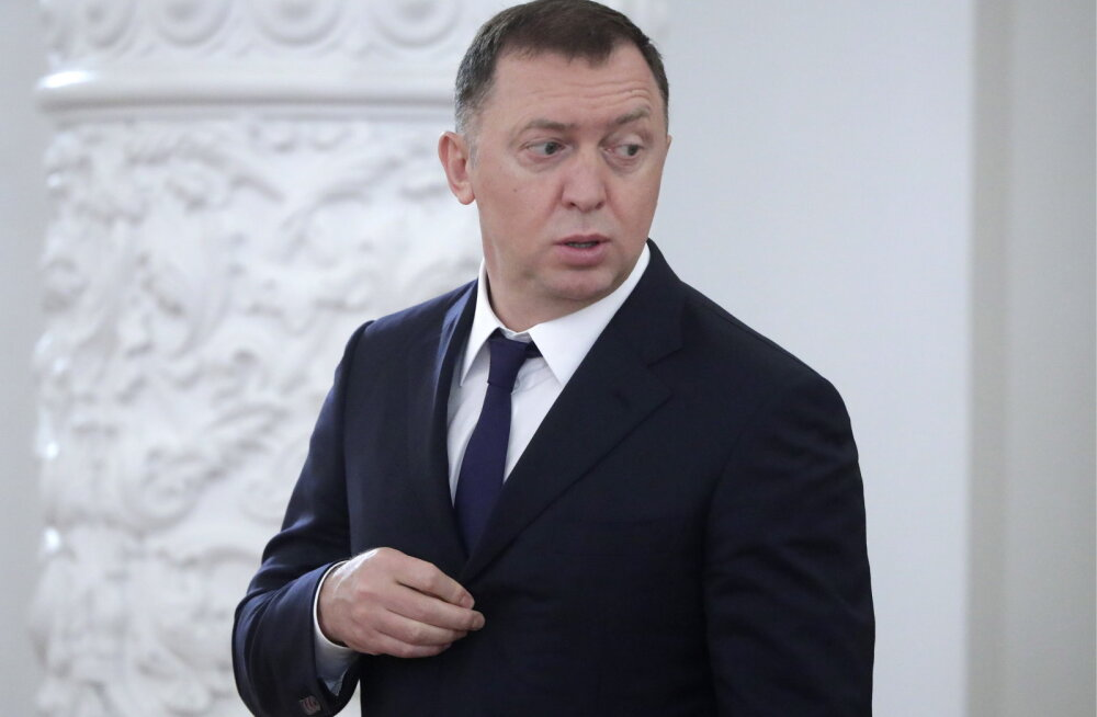 FT: Oligarh Oleg Deripaska aitas Putinil raha pesta