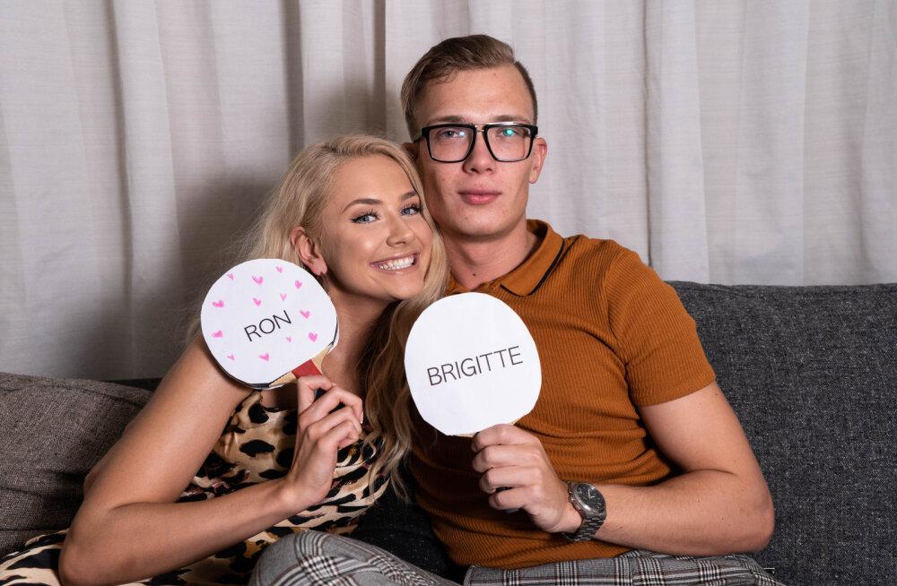 TV3 VIDEO | Brigitte ja Ron paljastavad oma suhte suurimad saladused!