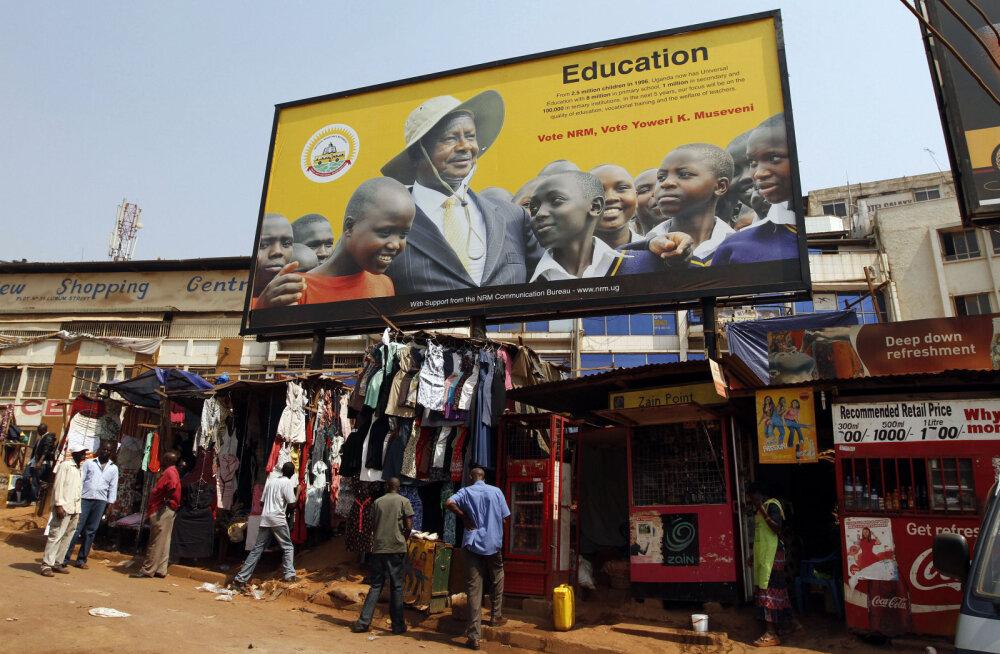 Aafrika riigil Ugandal on tapvalt eriline ekspordiartikkel