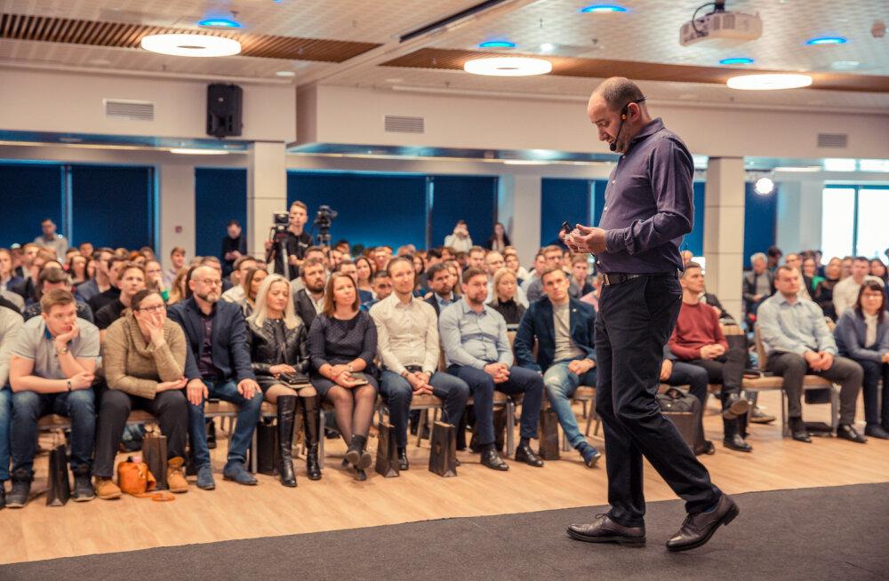 В Таллинне прошел русскоязычный Baltic Business Forum