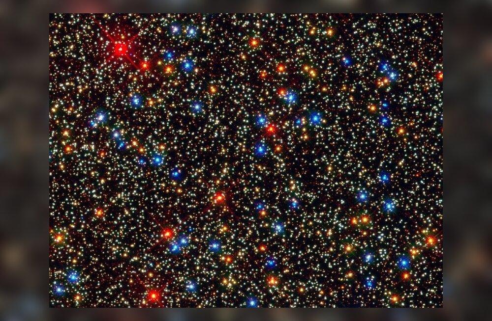 Kosmoseteleskoop Hubble heitis pilgu tulevikku