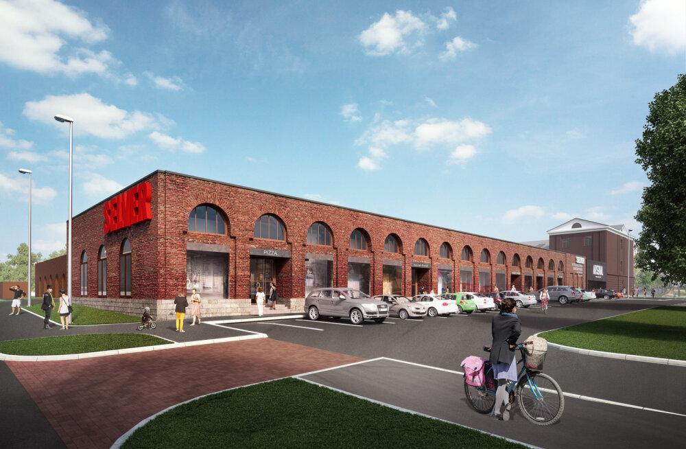 Nordecon hakkab ehitama Arsenali keskust