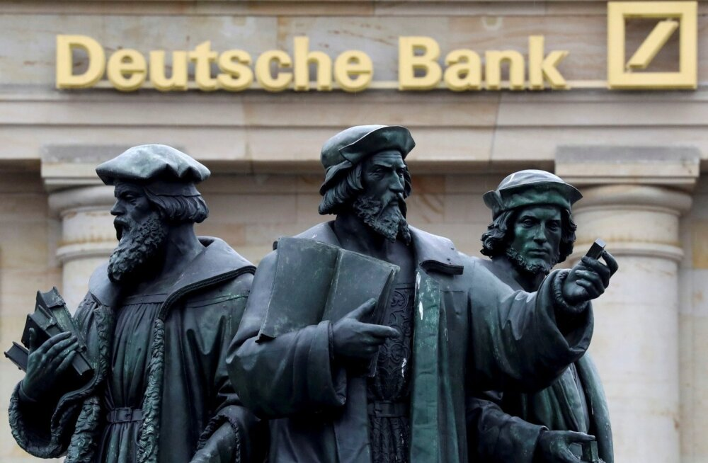 DEUTSCHE BANK-TRUMP/