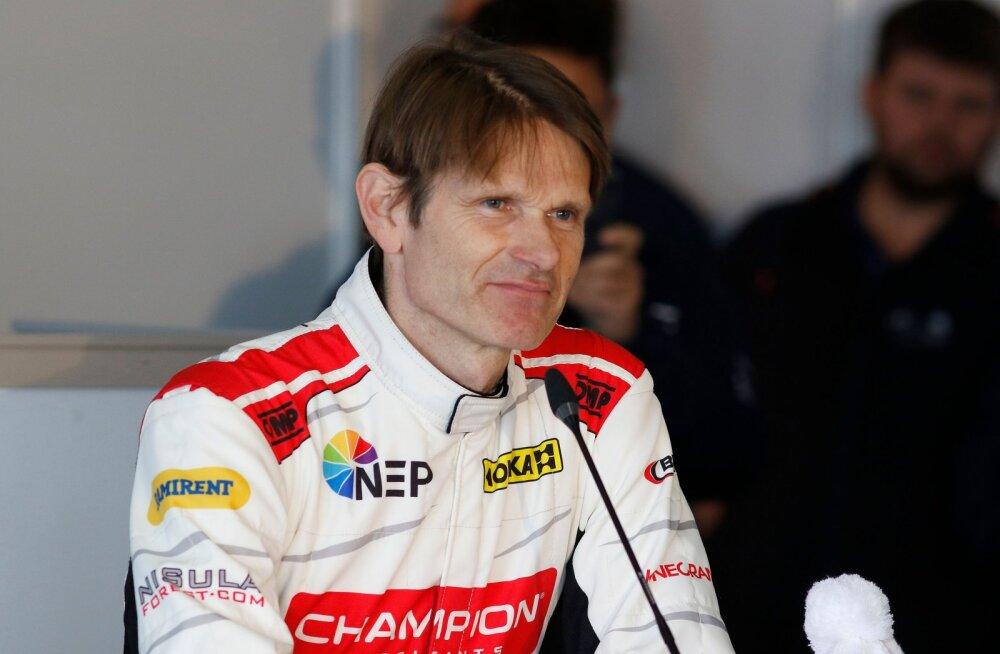 Legendaarne Marcus Grönholm naaseb võistlusrajale