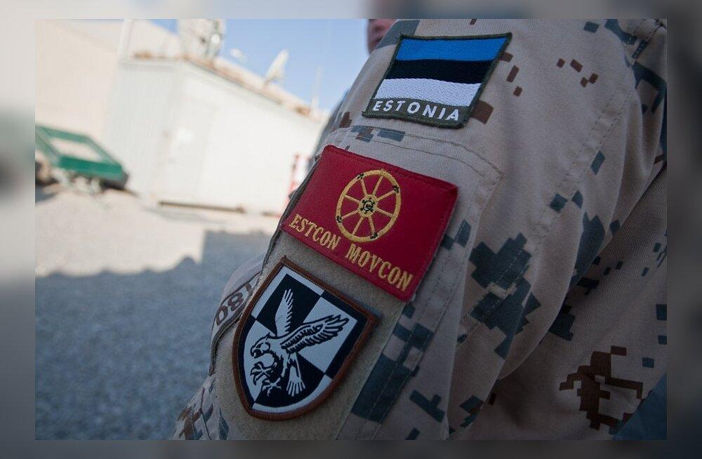 Eesti kaitseväelane sai Afganistanis vigastada.
