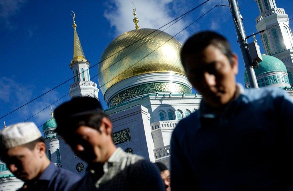 Russia Ramadan