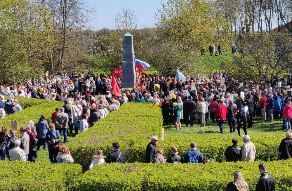 9 mai Narvas 2019