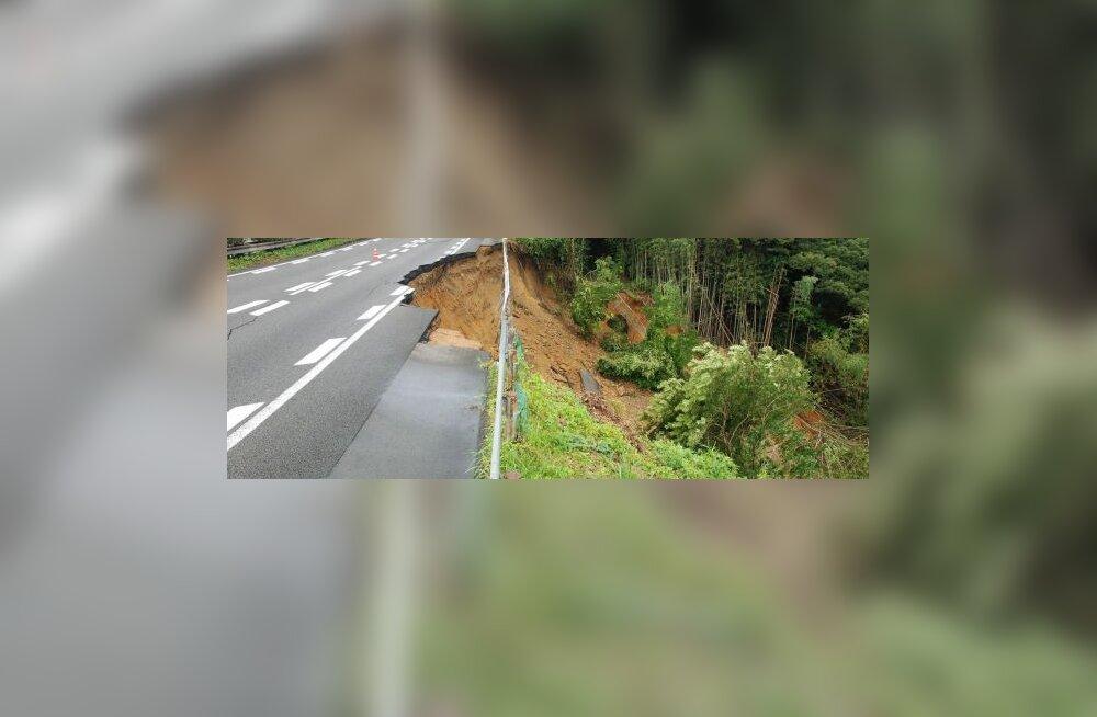 Busside kokkupõrge Paapua-Uus-Guineas: 38 surnut