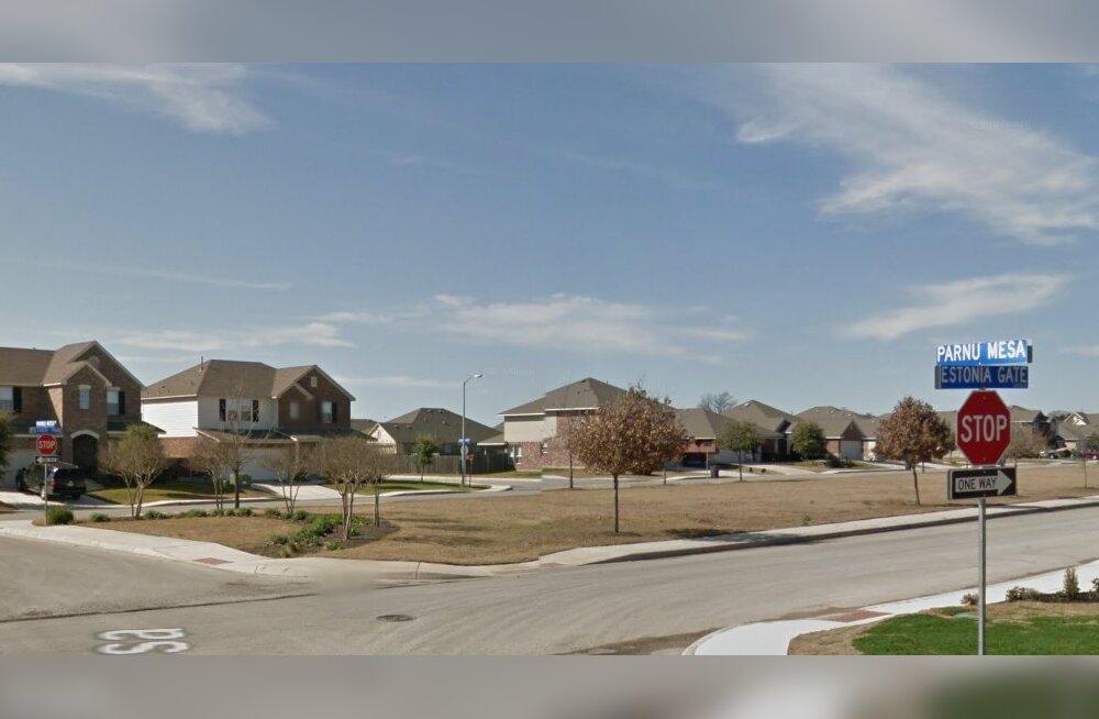 Ekraanitõmmis Google Mapsi Street view'st