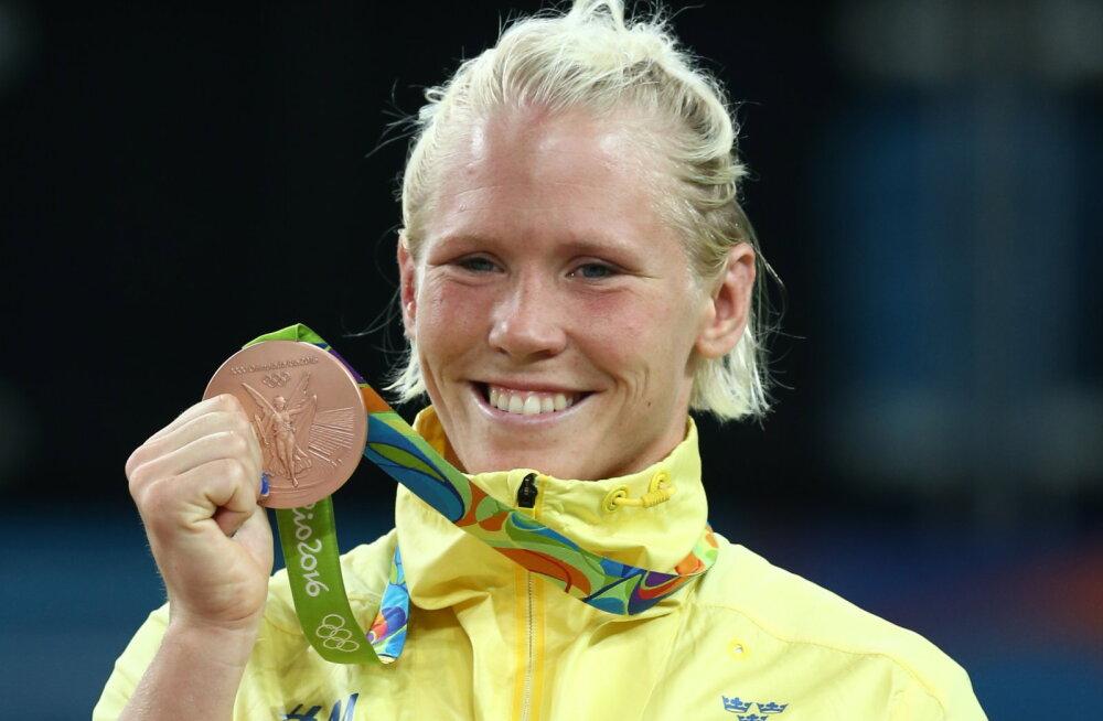 Dopinguskandaali sattunud rootslannast maailmameister leidis ootamatu abikäe