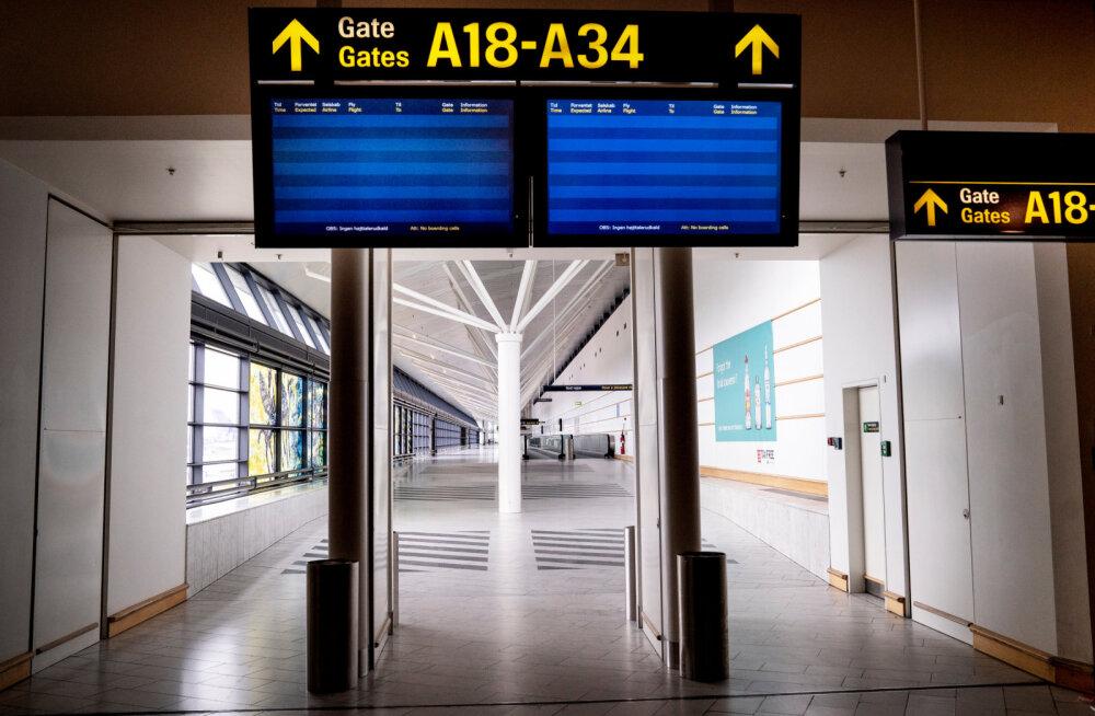 Вчера Эстония запретила полеты в ряд стран. Однако уже сегодня есть изменения