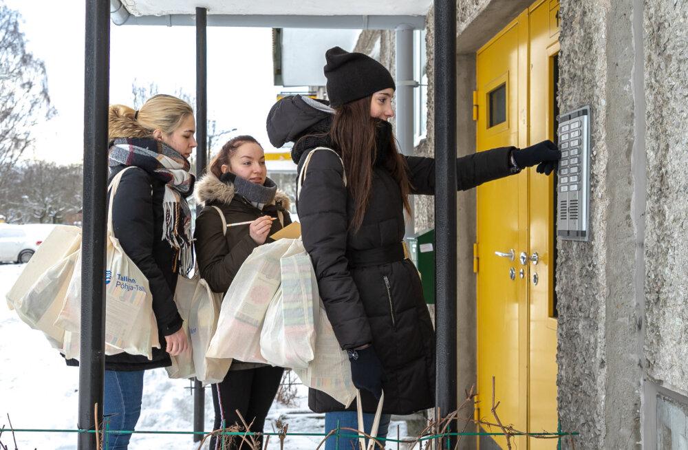 Пыхья-Таллинн ищет добровольцев для участия в социальном проекте